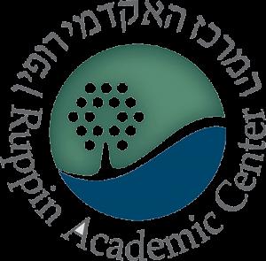 לוגו המרכז האקדמי רופין